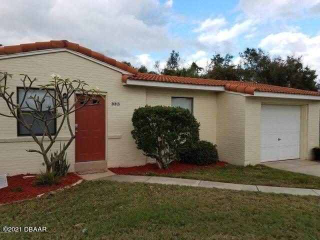 33 Cardinal Drive B, Ormond Beach, FL 32176 (MLS #1088521) :: Momentum Realty