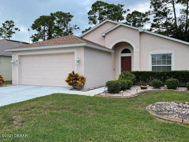 413 Dahoon Holly Drive, Daytona Beach, FL 32117 (MLS #1088797) :: Momentum Realty
