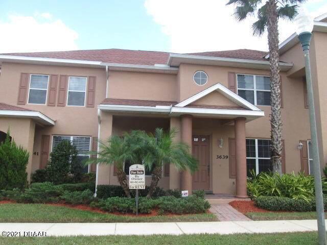 3639 Romea Circle, New Smyrna Beach, FL 32168 (MLS #1088943) :: The DJ & Lindsey Team
