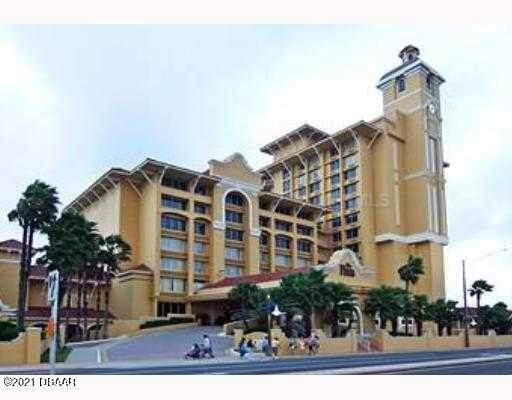 600 N Atlantic Avenue #732, Daytona Beach, FL 32118 (MLS #1089541) :: NextHome At The Beach II