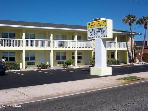 1700 S Atlantic Avenue, Daytona Beach, FL 32118 (MLS #1089785) :: Memory Hopkins Real Estate