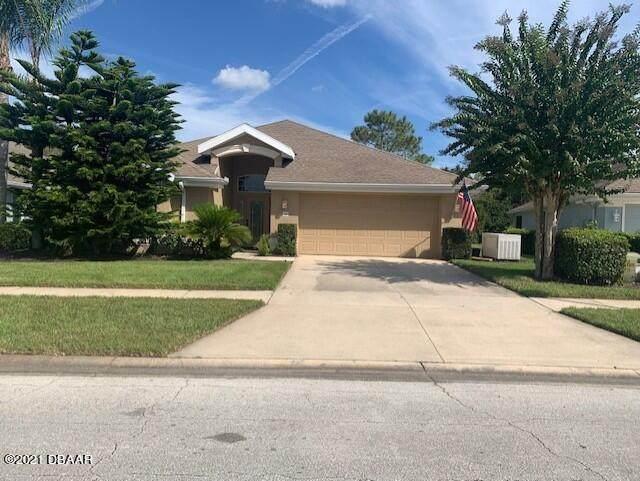 1329 Coconut Palm Circle, Port Orange, FL 32128 (MLS #1089803) :: Cook Group Luxury Real Estate