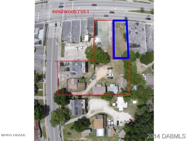 715 N Ridgewood Avenue, Daytona Beach, FL 32114 (MLS #1003065) :: Florida Life Real Estate Group