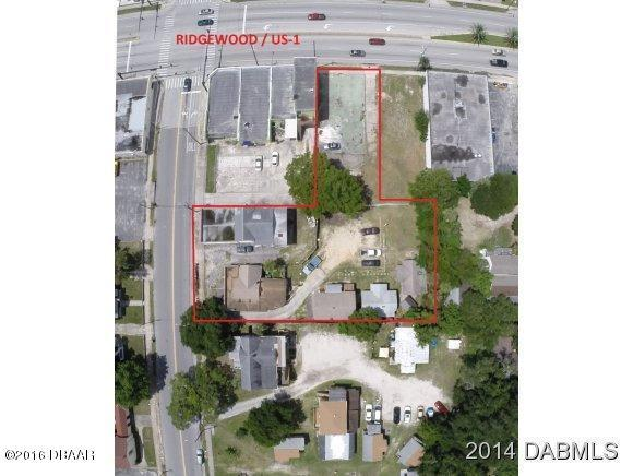 713 N Ridgewood Avenue, Daytona Beach, FL 32114 (MLS #1018984) :: Memory Hopkins Real Estate