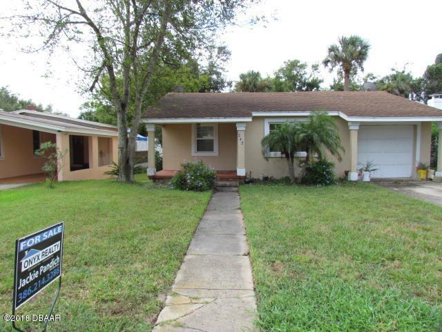 242 Euclid Avenue, Daytona Beach, FL 32118 (MLS #1047197) :: Memory Hopkins Real Estate
