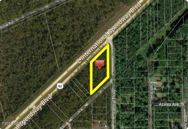 01 E International Speedway Boulevard, Deland, FL 32724 (MLS #1047783) :: Memory Hopkins Real Estate