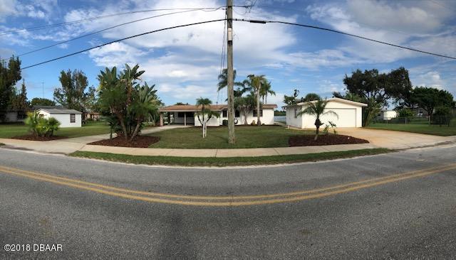 1819 S Riverside Drive, Edgewater, FL 32141 (MLS #1049660) :: Cook Group Luxury Real Estate