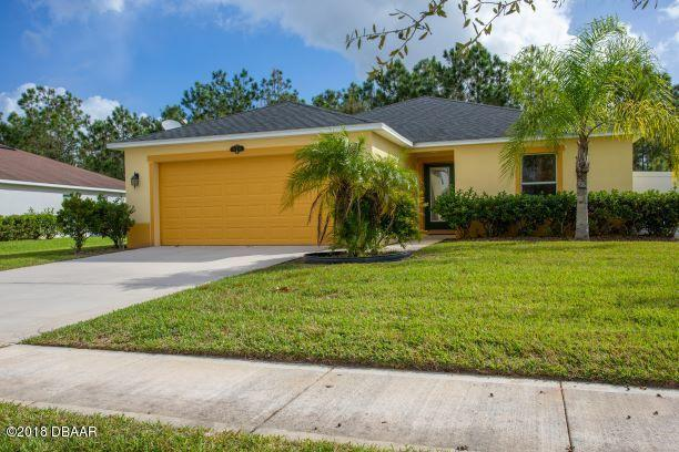 409 Bayberry Lakes Boulevard, Daytona Beach, FL 32124 (MLS #1050364) :: Beechler Realty Group