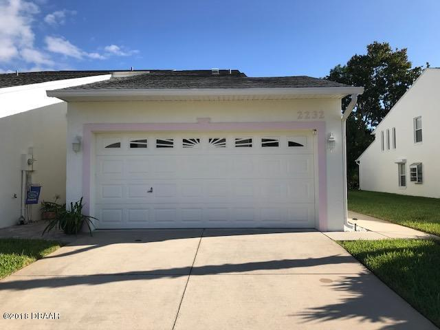 2232 Deerwood Drive, New Smyrna Beach, FL 32168 (MLS #1050566) :: Memory Hopkins Real Estate