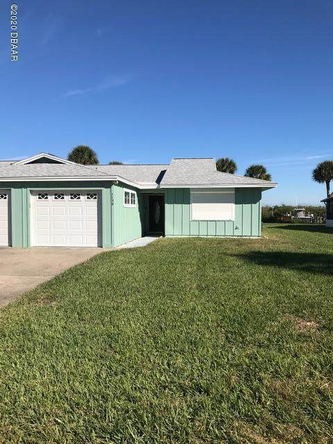 1130 Harbour Point Drive #1130, Port Orange, FL 32127 (MLS #1066823) :: Memory Hopkins Real Estate