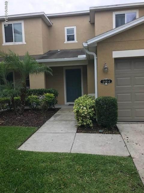 2664 Sicily Drive, New Smyrna Beach, FL 32168 (MLS #1070678) :: Memory Hopkins Real Estate