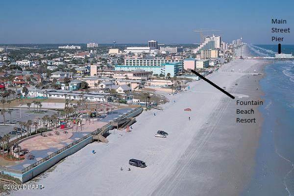 313 S Atlantic Avenue #425, Daytona Beach, FL 32118 (MLS #1071518) :: Memory Hopkins Real Estate