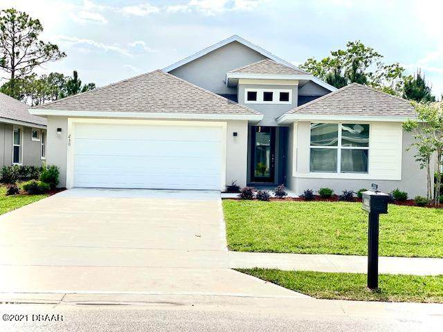 230 Catriona Drive, Daytona Beach, FL 32124 (MLS #1078346) :: Cook Group Luxury Real Estate