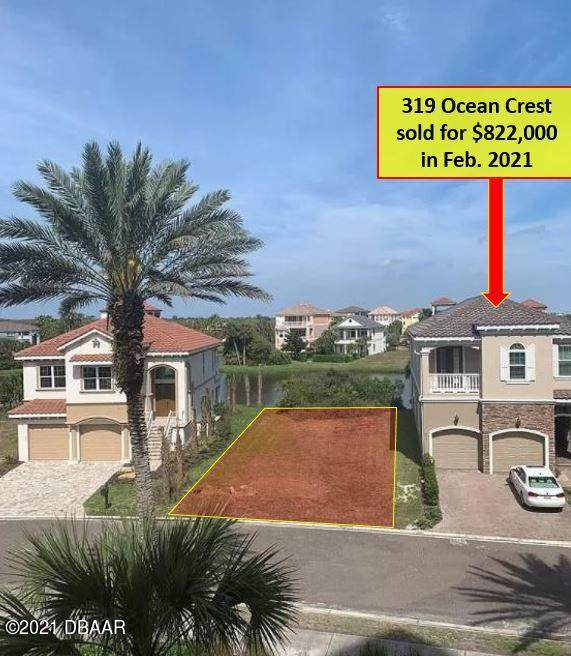 317 Ocean Crest Drive, Palm Coast, FL 32137 (MLS #1083063) :: Florida Life Real Estate Group