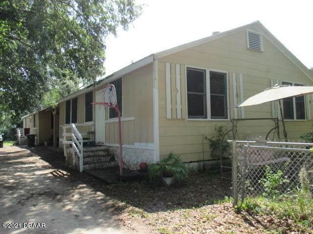 325 S Franklin Street, Daytona Beach, FL 32114 (MLS #1083656) :: Cook Group Luxury Real Estate