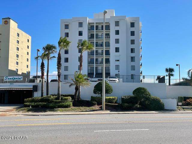 2615 S Atlantic Avenue 1E, Daytona Beach Shores, FL 32118 (MLS #1085212) :: Wolves Realty