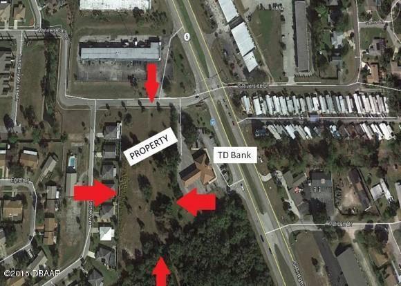 0 Falcon Avenue, Edgewater, FL 32141 (MLS #1001704) :: Memory Hopkins Real Estate