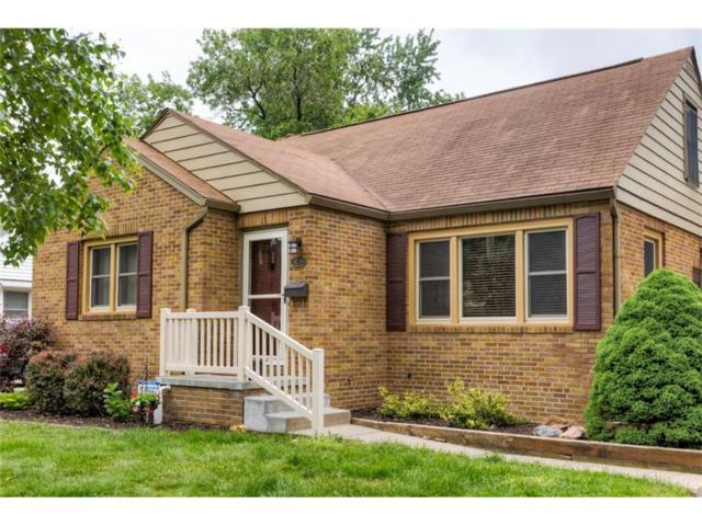 4039 39th Place, Des Moines, IA 50310 (MLS #539961) :: Colin Panzi Real Estate Team
