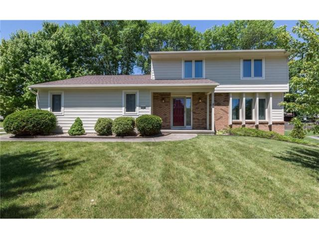 1420 NW 105th Street, Clive, IA 50325 (MLS #541933) :: Colin Panzi Real Estate Team
