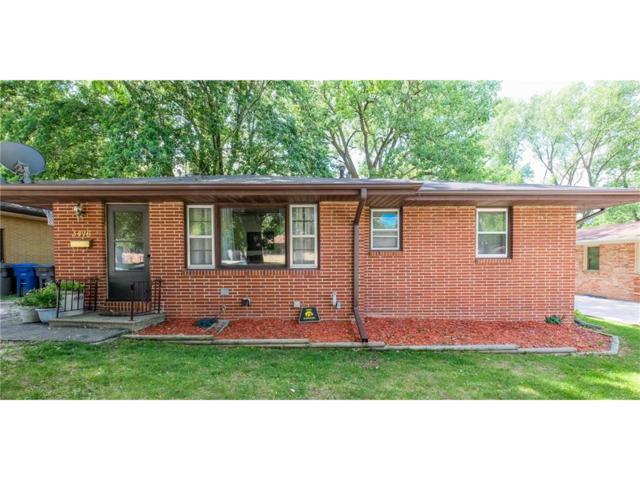 3416 Fairlane Drive, Des Moines, IA 50315 (MLS #542316) :: Colin Panzi Real Estate Team