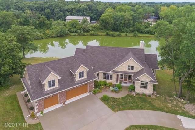 10568 NW Woods Lane, Polk City, IA 50226 (MLS #544996) :: Colin Panzi Real Estate Team