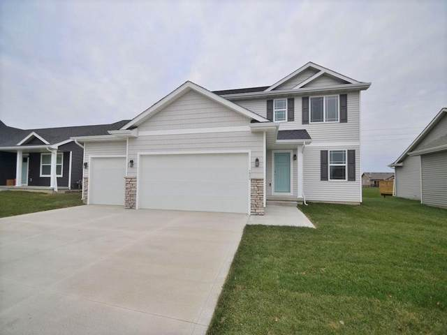 232 NE 48th Street, Ankeny, IA 50021 (MLS #545657) :: Colin Panzi Real Estate Team