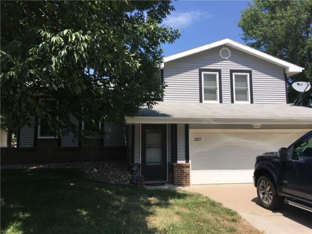 1321 Westside Drive, Polk City, IA 50226 (MLS #545772) :: Colin Panzi Real Estate Team
