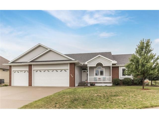201 NW 14th Street, Grimes, IA 50111 (MLS #545961) :: Colin Panzi Real Estate Team