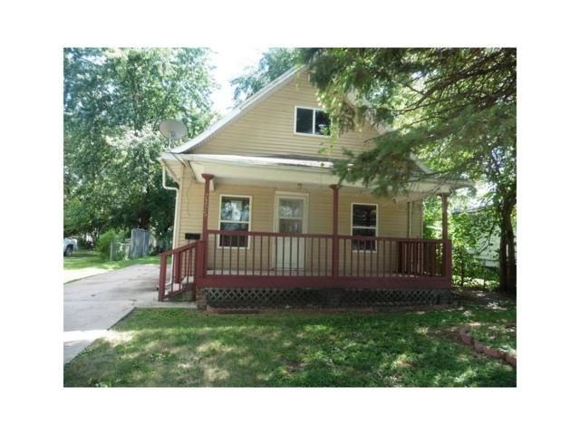 2325 Maple Street, Des Moines, IA 50317 (MLS #546184) :: Colin Panzi Real Estate Team