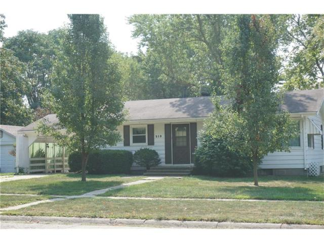 510 E Green Street, Winterset, IA 50273 (MLS #547899) :: Better Homes and Gardens Real Estate Innovations