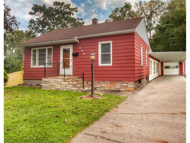 504 Hughes Avenue, Des Moines, IA 50315 (MLS #547948) :: Better Homes and Gardens Real Estate Innovations
