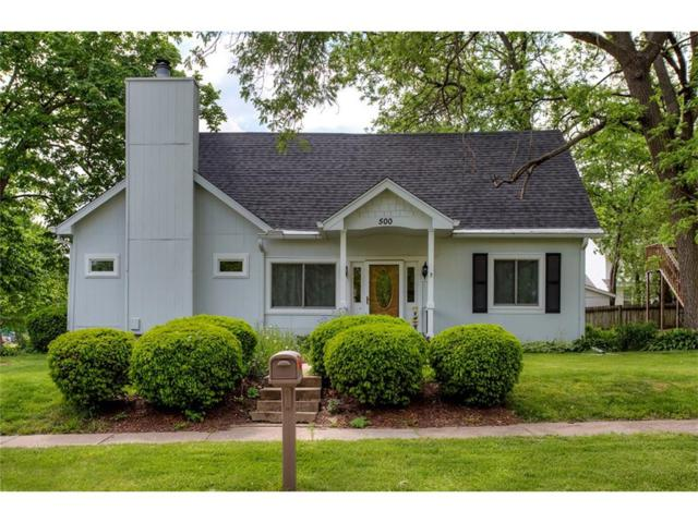 500 N 1st Street, Carlisle, IA 50047 (MLS #549289) :: Better Homes and Gardens Real Estate Innovations