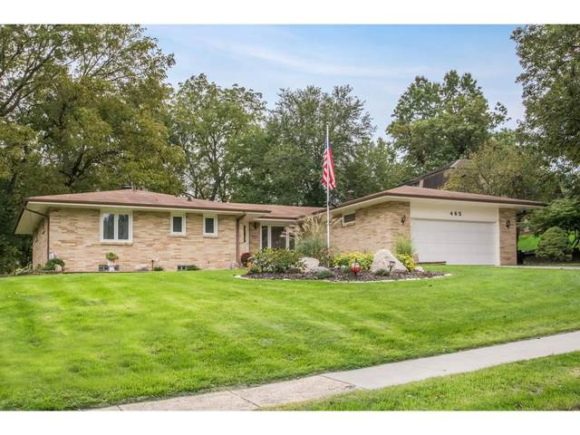 465 Tyler Drive, Pleasant Hill, IA 50327 (MLS #549916) :: Colin Panzi Real Estate Team