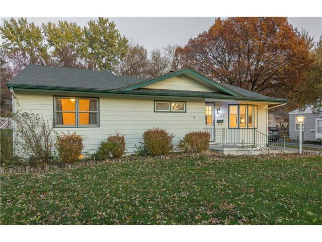 1019 67th Street, Windsor Heights, IA 50324 (MLS #550869) :: EXIT Realty Capital City