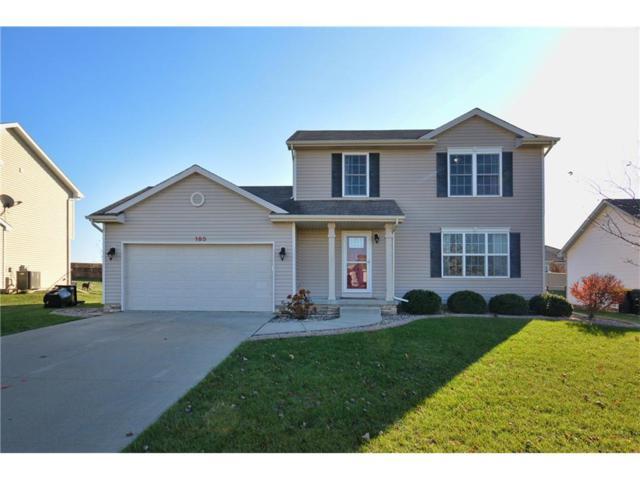 180 SE Hazelwood Drive, Waukee, IA 50263 (MLS #551123) :: Moulton & Associates Realtors