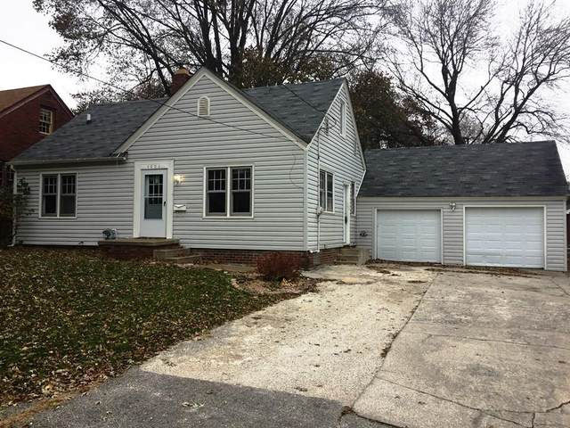 1001 Thornton Avenue, Des Moines, IA 50315 (MLS #551252) :: Moulton & Associates Realtors