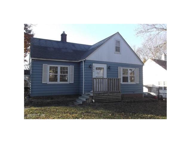 2709 Arthur Avenue, Des Moines, IA 50317 (MLS #551391) :: Pennie Carroll & Associates