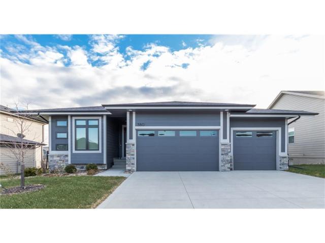 380 NE Brookridge Court, Waukee, IA 50263 (MLS #552007) :: Colin Panzi Real Estate Team