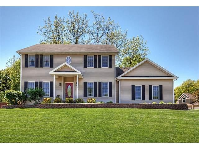 6322 Oakwood Drive, Urbandale, IA 50322 (MLS #552233) :: Colin Panzi Real Estate Team