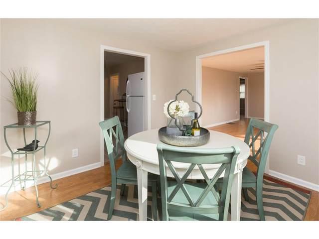 1203 Burnham Avenue, Des Moines, IA 50315 (MLS #553758) :: EXIT Realty Capital City
