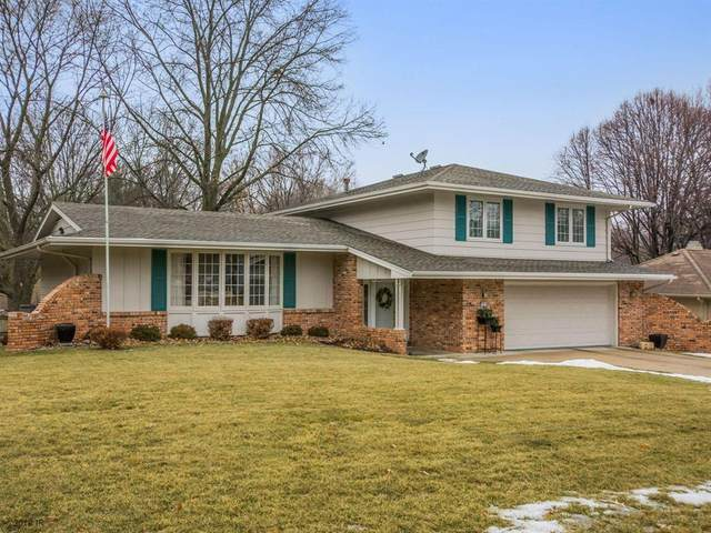 3814 SW 29th Street, Des Moines, IA 50321 (MLS #555176) :: Moulton & Associates Realtors
