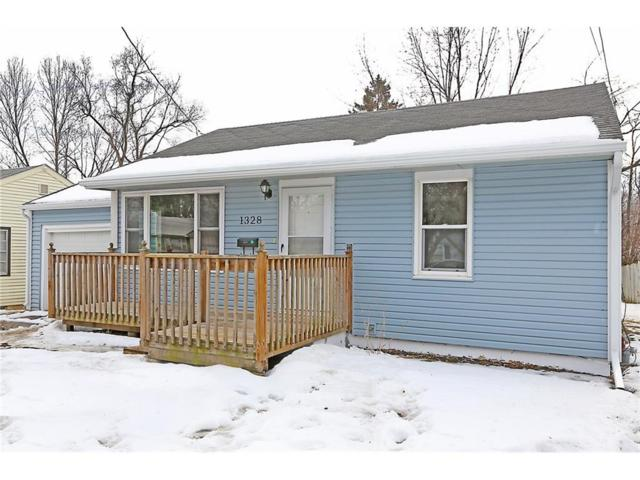 1328 Johnson Street, Des Moines, IA 50315 (MLS #555185) :: Moulton & Associates Realtors