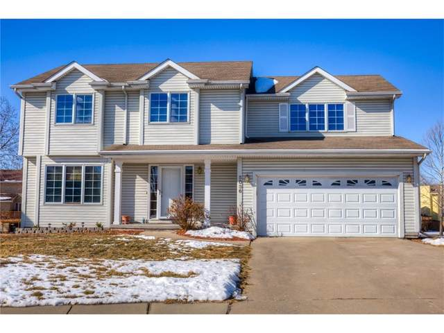 5036 68th Street, Urbandale, IA 50322 (MLS #555196) :: Moulton & Associates Realtors