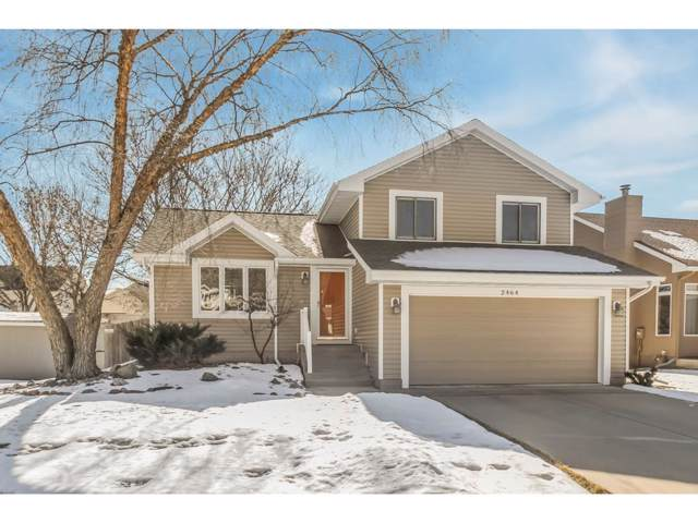 2464 Scenic Valley Drive, West Des Moines, IA 50265 (MLS #555200) :: Moulton & Associates Realtors