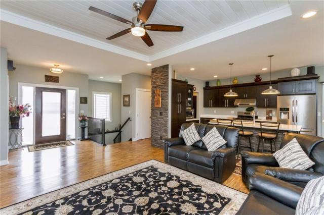 203 Prairie View Drive, Gilbert, IA 50010 (MLS #555847) :: Moulton & Associates Realtors