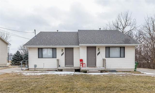 505-507 W 4th Street, Woodward, IA 50276 (MLS #556530) :: Moulton & Associates Realtors