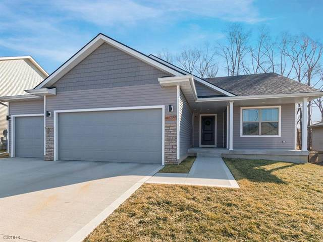 5821 Pine Court, Johnston, IA 50131 (MLS #556703) :: Moulton & Associates Realtors