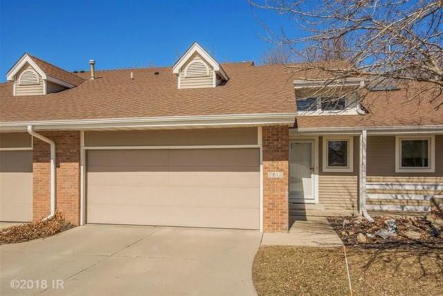 2810 W 1st Street, Ankeny, IA 50023 (MLS #556774) :: Colin Panzi Real Estate Team