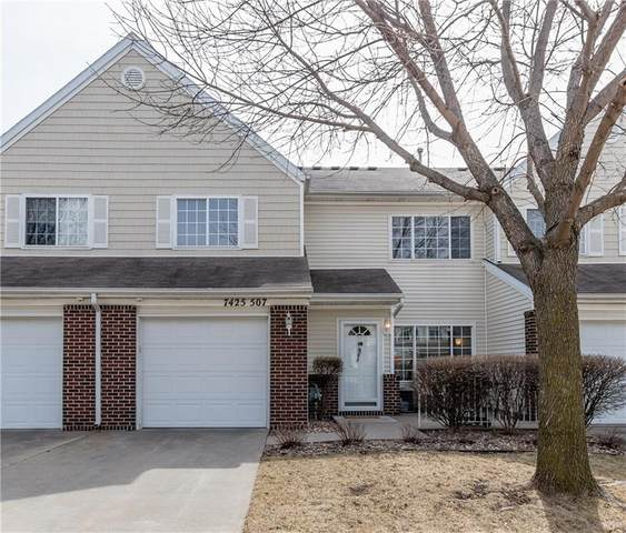 7425 Wistful Vista Drive #507, West Des Moines, IA 50266 (MLS #556815) :: Colin Panzi Real Estate Team