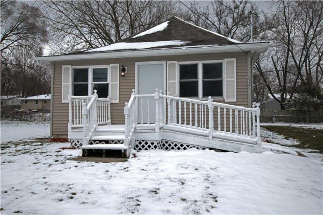 237 E 37th Street, Des Moines, IA 50317 (MLS #559430) :: Pennie Carroll & Associates